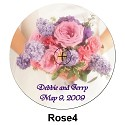 Rose4 Wedding CD