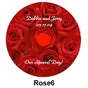 Rose6 Wedding CD